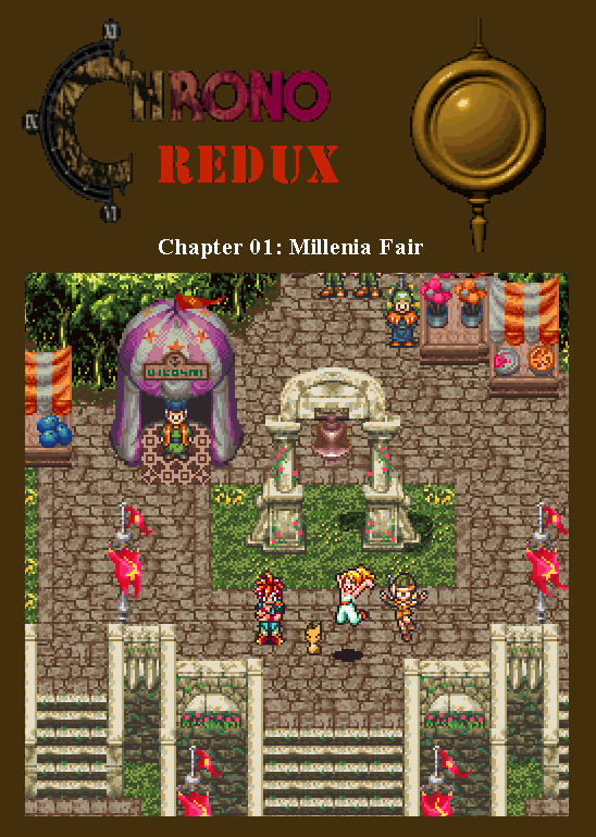 Chapter One: Millenia Fair